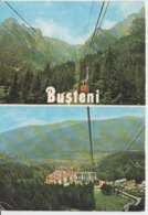 Busteni Cable Car Used (ask For Verso) - Romania