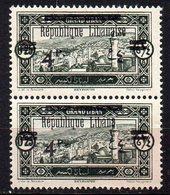 Col11   Grand Liban Variété N° 90 Paire Neuf XX MNH Cote  58,00 Euros - Grand Liban (1924-1945)
