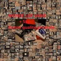 DESTOCKAGE + 5 Kg - Albums Et Cartes D'envois - Lot Varié Du Monde - 250 Photos - Briefmarken