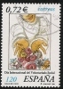 2001-ED. 3842-SERIE COMPLETA-DIA INTERNACIONAL DEL VOLUNTARIADO SOCIAL-USADO - 1931-Today: 2nd Rep - ... Juan Carlos I