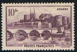 FRANCE : N° 500 ** (Angers) - PRIX FIXE - - Neufs