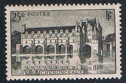 FRANCE : N° 611 ** (Château De Chenonceaux) - PRIX FIXE : 1/3 De La Cote - - Frankreich