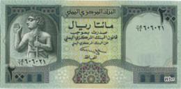Yemen 200 Rials (P29) -UNC- - Yémen