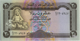Yemen 20 Rials (P25) -UNC- - Jemen