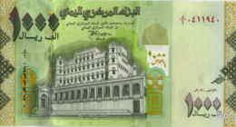 Yemen 1000 Rials (P36) -UNC- - Yémen