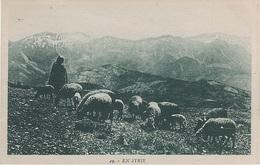 AK En Syrie Mountains Range Montagne الجبال Golan هضبة الجولان Antilibanon Hermon Syria Syrien الجمهورية العربية السورية - Syrie