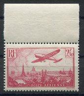 RC 11297 FRANCE PA N° 11 - 2f50 ROSE AVION SURVOLANT PARIS LUXE COTE 50€ NEUF ** TB - Airmail