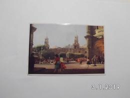 Arequipa. - Plaza De Armas. - Peru