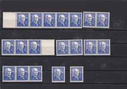 FRANCE Y/T  N°599 -  EDOUARD BRANLY (1844-1940) -NEUF XX    - REF 24-24 -NB =19 - Neufs