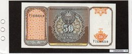 Banconota Uzbekistan 50 Sum - Ouzbékistan