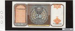 Banconota Uzbekistan 50 Sum - Uzbekistan