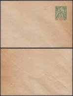 Madagascar - EP Enveloppe Lettre Neuve Nº2 (6G19424) DC 1562 - Madagascar (1889-1960)