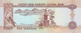 U.A.E. P. 19d 5 D 2007 UNC - Verenigde Arabische Emiraten