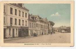 76 - Montivilliers Boulangerie Cours Ste Croix - Montivilliers