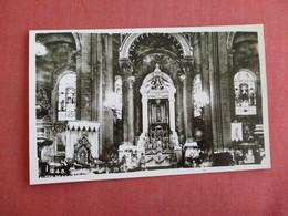 Mexico  RPPC Altar     Ref 3130 - Mexico