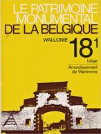 Architecture De L'arrondissement De Waremme - Art