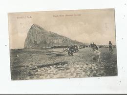 GIBRALTAR ROCK FROM NEUTRAL GROUND 1910 - Gibraltar