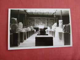 Mexico  RPPC Interior Museum    Ref 3130 - Mexico