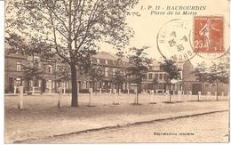 Haubourdin - Place De La Motte - France