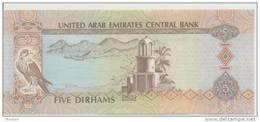 U.A.E. P. 26a 5 D 2009 UNC - Emirats Arabes Unis