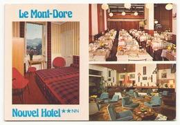 NOUVEL HOTEL AU MONT DORE - Hotels & Restaurants