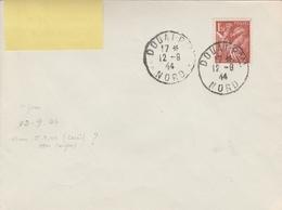 652 1.50F. IRIS - 1ère Semaine De Mise En Service -  Oblit. 12/8/44 - 1939-44 Iris