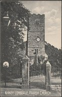 Parish Church, Kirkby Lonsdale, Westmorland, C.1910 - Simcoe & Son Postcard - Cumberland/ Westmorland