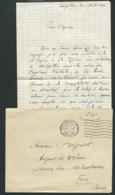 Lac De Montpellier En 1942 , Sur Les Difficultés D'approvisionnements Et Divers - Raa1114 - Historical Documents