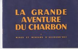 Brochure Scolaire La Grande Aventure Du Charbon Thome 1 - Books, Magazines, Comics