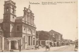 Colombo  Eglise Ste Phillipe - Indonésie