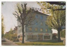 HOTEL CAVALIER A BASEL SUISSE - Hotels & Restaurants