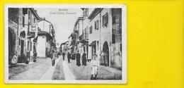 SANTHIA Corso Vittorio Emanuele () Piemont Italie - Italie