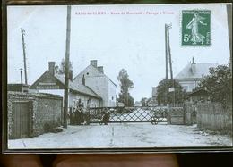 RANG DU FLERS PASSAGE NIVEAU                  JLM - France
