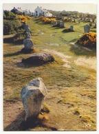 LES ALIGNEMENTS MEGALITHIQUES DU MENEC CARNAC CARTE TAXEE - Dolmen & Menhirs