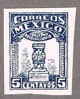 Mexico 1924 Freimarken Yucatan Mi. 1 B  Postfrisch - Mexico