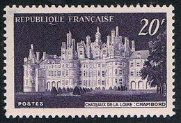 FRANCE : N° 924 ** (Château De Chambord) - PRIX FIXE - - France