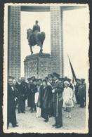 +++ CPA - Famille Royale - Inauguration Du Monument Roi Albert à NIEUPORT NIEUWPOORT - Nels   // - Nieuwpoort