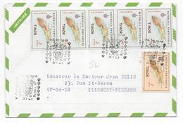 COLONIES PORTUGAISES : TIMOR - 1957 - LETTRE PUB IMPRIME MEDICALE (COMPLETE) Par AVION - Timor