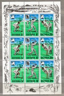 GUYANA 1968 Sport Cricket MNH (**) Mi 298-300 #23691 - Guyana (1966-...)