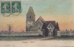 Freneuse : L'Eglise - Freneuse
