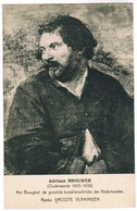 Reeks Grote Vlamingen, Adriaan Brouwer, Oudenaarde 1605-1638 (pk52882) - Artistes