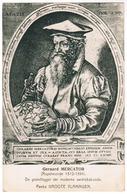 Reeks Grote Vlamingen, Geraard Mercator, Rupelmonde 15-12-1594 (pk52883) - Artistes