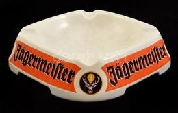 Goebel Jagermaister Hamuzótálka, Matricás, Jelzett, Alján Apró Lepattanással, 21×19 Cm - Ceramics & Pottery