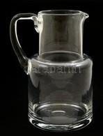 Szakított üveg Boros Kancsó 20 Cm - Verre & Cristal
