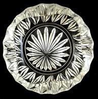 Üveg Hamutál, Minimális Csorbával, D: 14,5 Cm - Verre & Cristal