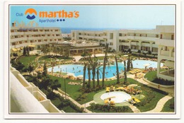 CLUB MARTHA S APARTHOTEL A CALA EGOS MALLORCA - Hotels & Restaurants