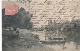 CPA - France - (78) Yvelines - Villennes - Embarcadère Et Vieux Pont - Villennes-sur-Seine