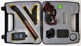 Nikaiyo Filmes Automata Fényképezőgép, Vakuval, Dianézővel, Műanyag Táskával, Jó állapotban - Appareils Photo