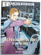 Dossier De Presse BOURGEON LES PASSAGERS DU VENT LE SANG DES CERISES 2018 - Livres, BD, Revues