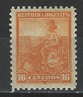 Argentina Mi 110, Sc 133  ** MNH - Argentina